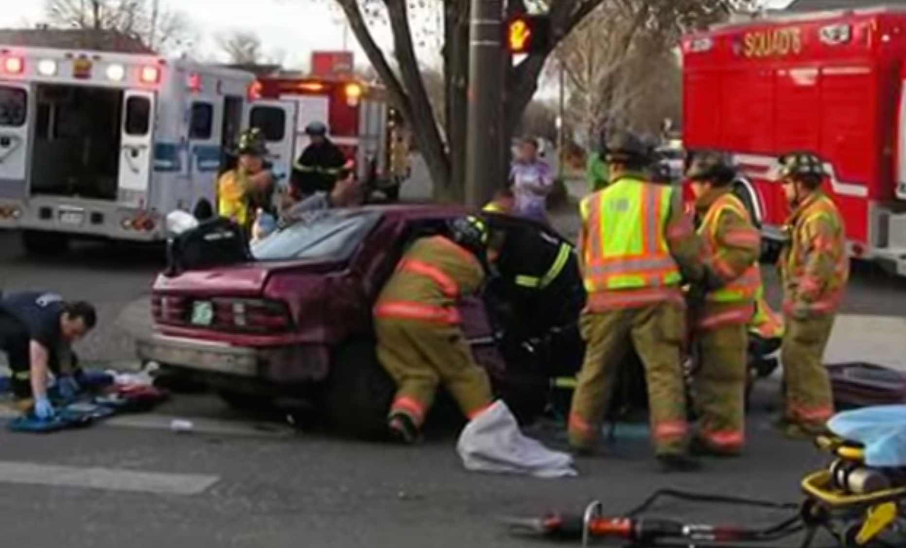 Video Tip: Yielding to Emergency Vehicles