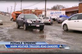 Video Safety Tip: Preventing Pothole Damage