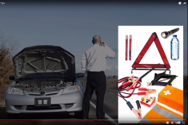 Video Safety Tip: Summer Driving