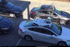 Uber Launches Self-Driving Vehicles
