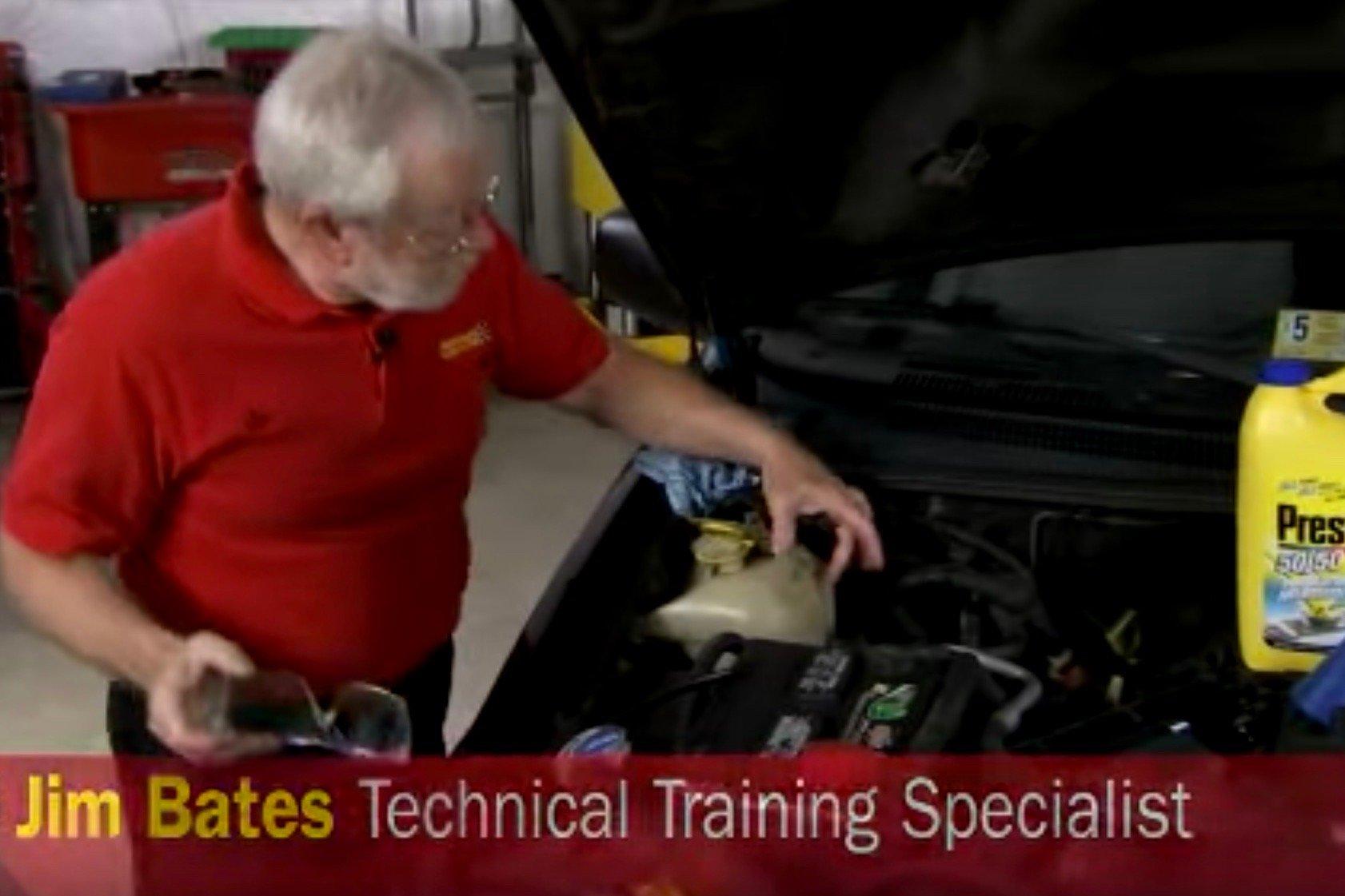 Safety Tip: Cooling System Maintenance
