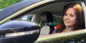 Safety Tip: Setting Mirrors for Safer Lane Changes
