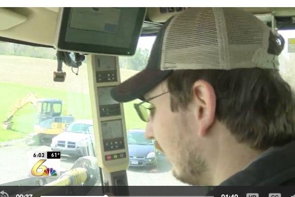Safety Tip: Driving Near Farm Equipment