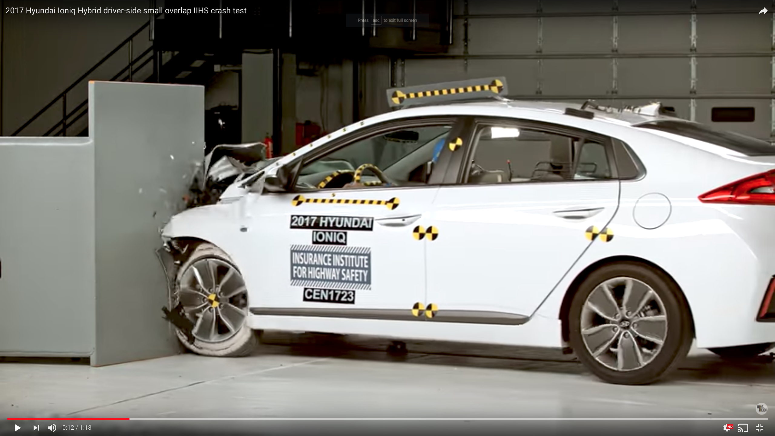 Three More Hyundai Cars Win Top IIHS Award