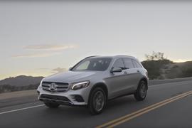 Mercedes-Benz GLC-Class SUVs Recalled for Headlights