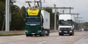 Siemens to Build eHighway Demo in Germany
