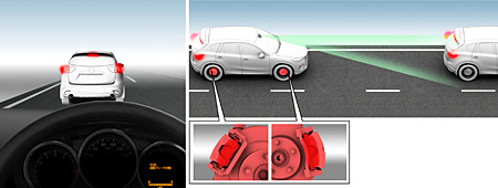 2013 Mazda CX-5 to Feature Advanced Braking Support System & Newly Developed Bumpers