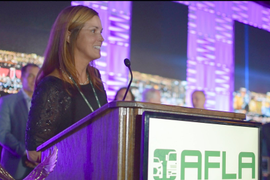 2017 Fleet Visionaries Honored at AFLA