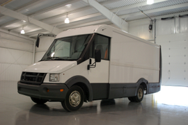 Parcel Delivery Fleets Up Orders from Utilimaster
