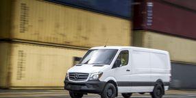 Sprinter Vans Recalled for Tire Labels