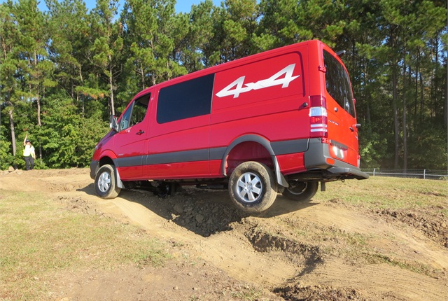 Mercedes-Benz Moving Sprinter Production to S.C.