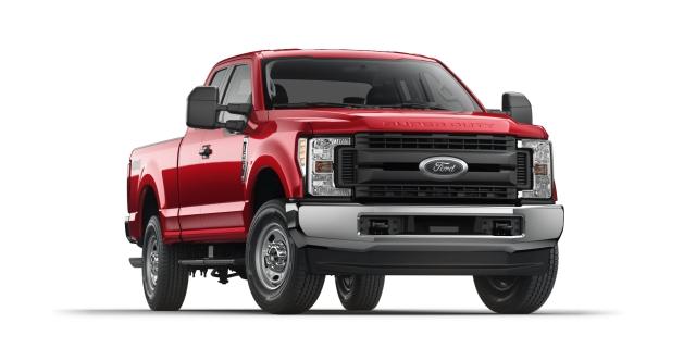 Customers Dream Up Custom 2017 Ford Super Duty