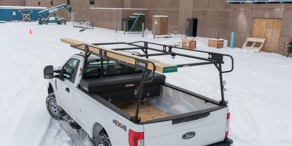Weather Guard's Steel Truck Rack is designed for easy installation and can secure loads of up to...