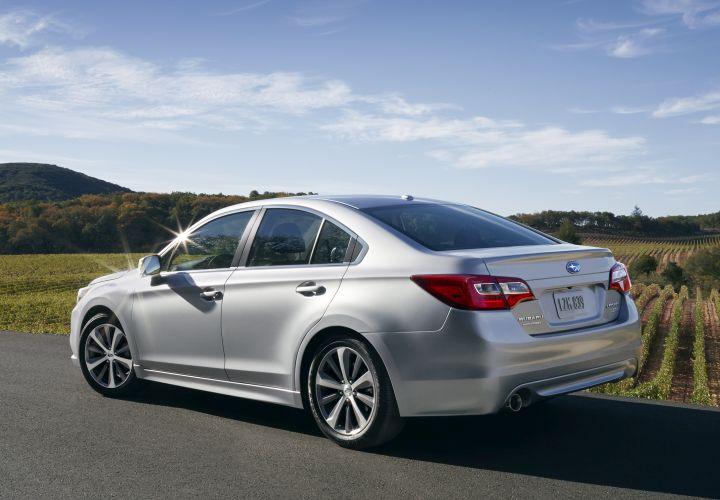 Subaru Announces Pricing for 2015 Legacy