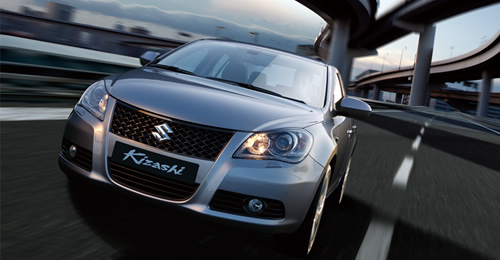 Suzuki Recalls Kizashi Sedans for Fire Risk