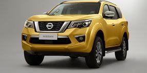 Nissan's New China SUV Based on Navara Pickup