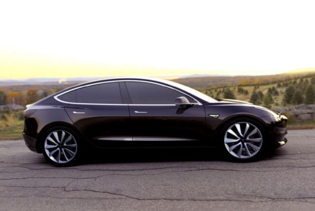 Tesla to Start Model 3 Production