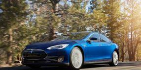 Tesla Model S Sedans Recalled for Power Steering Component