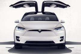 Tesla Recalls Model X SUVs for Seats