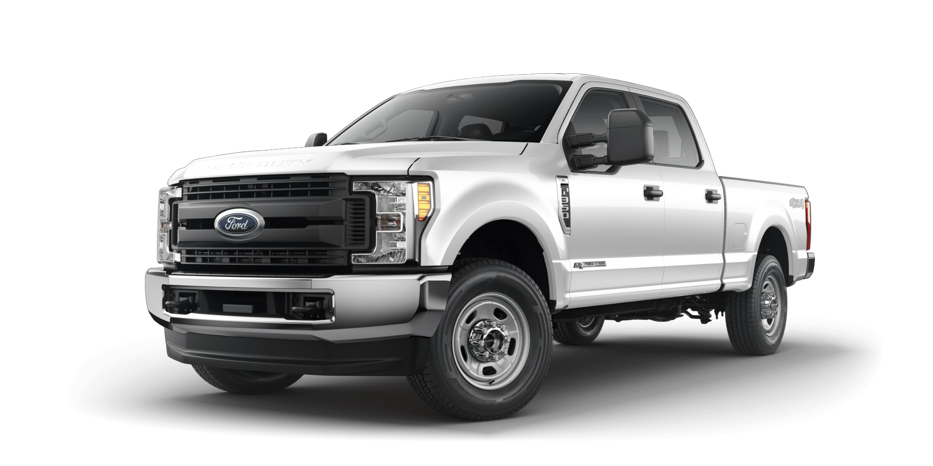 Ford Recalls F-Series Crew Cab Trucks for Seat Belts