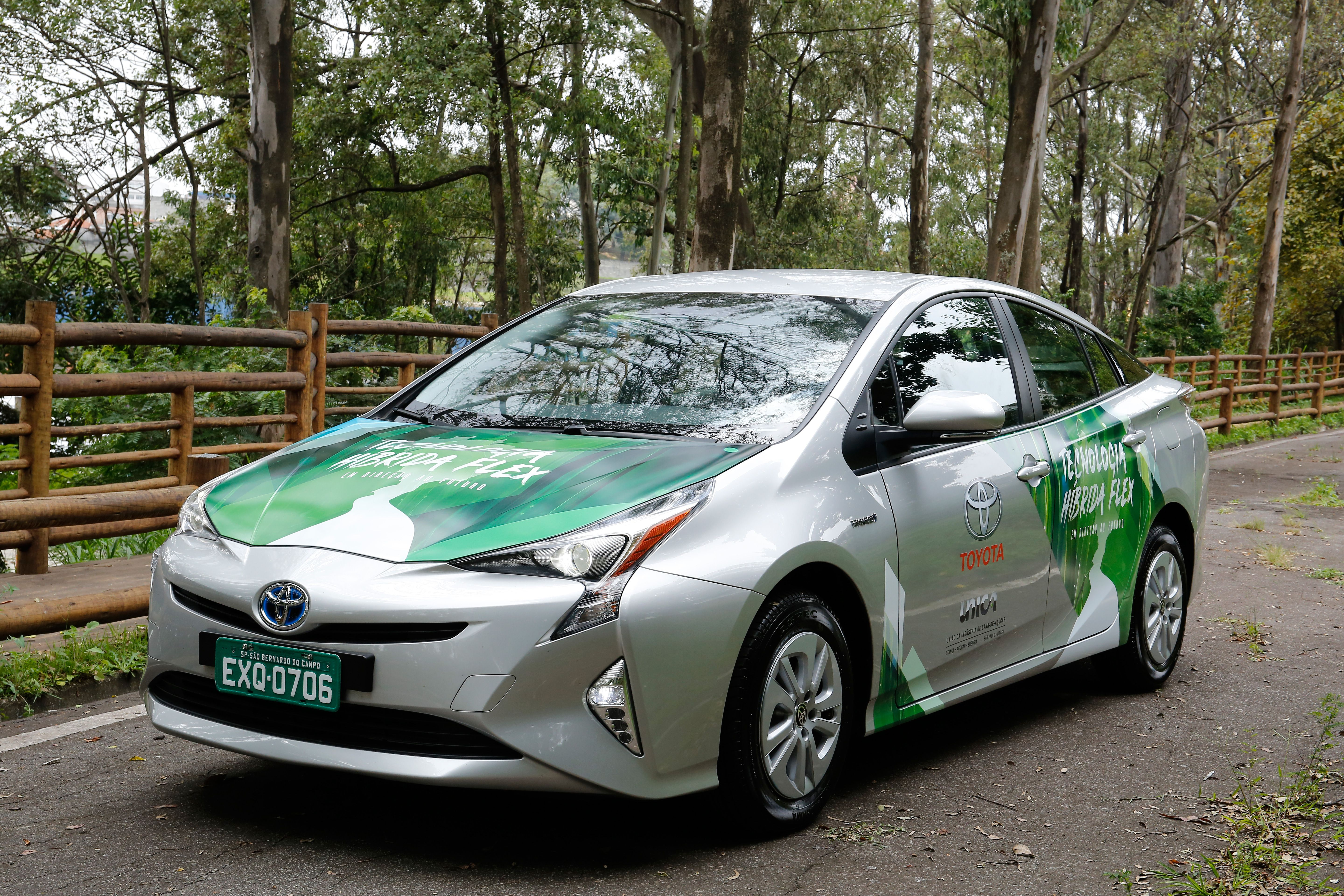 Toyota Unveils Flexible Fuel Hybrid Vehicle for Brazil