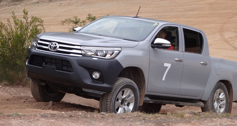 Next Generation Toyota Hilux Goes on Sale in Thailand