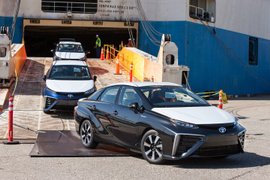 California Hydrogen Fueling Locations Released