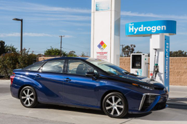 Hydrogen Fuel Cell Vehicles Log 1M Miles in Calif.