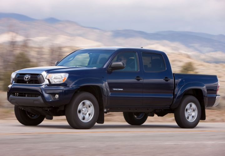Compact Pickups Bolster May Depreciation
