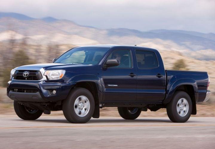 Toyota Announces 2015-MY Fleet Incentives
