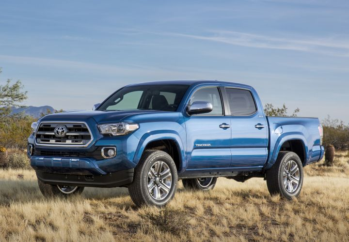 Toyota Earns Best Resale Brand Award