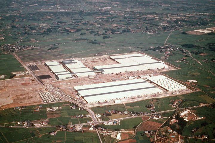 Quakes Halt Toyota, Hino Production