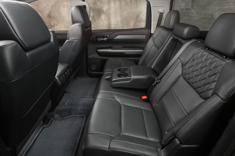 Toyota Recalls 2017 Tundra for Seat Leg Brackets
