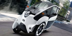 Toyota Tests Ultra-Compact EV Car Sharing in Japan