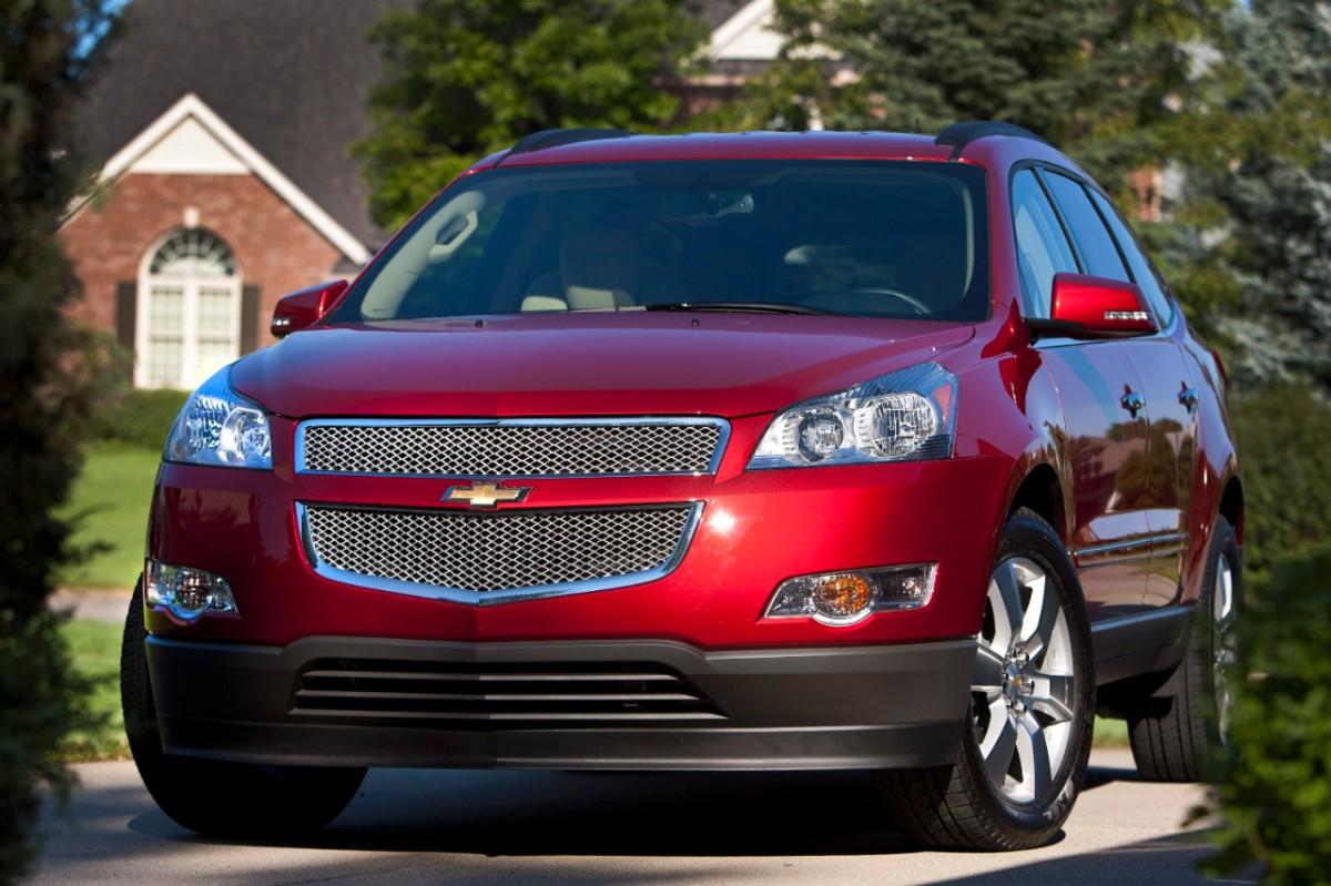 GM Recalls SUVs for Power Liftgates