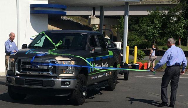 Alliance AutoGas Coast-to-Coast Ride Ends