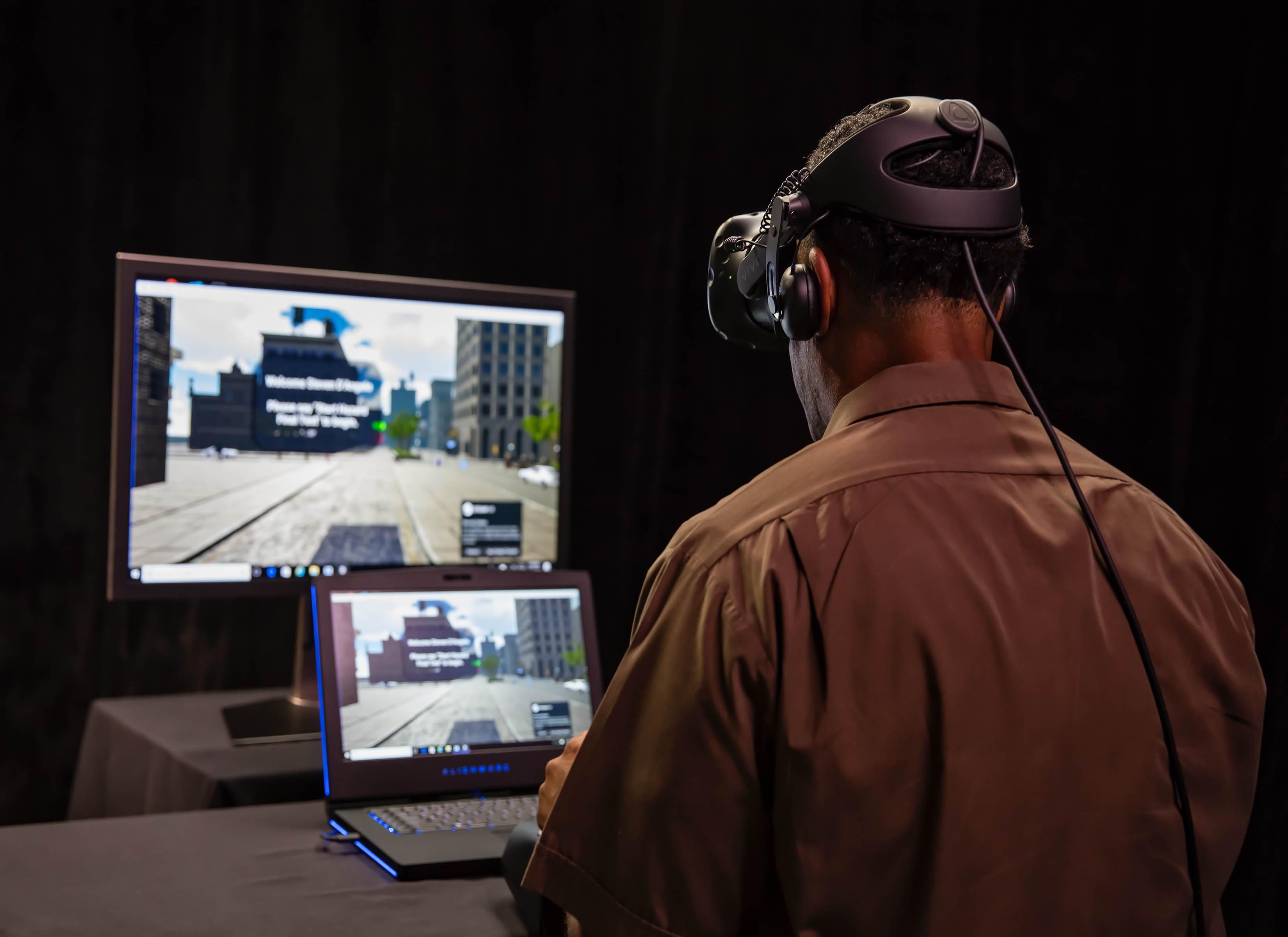 UPS Turns to Virtual Reality to Train Drivers