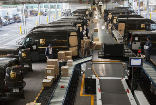 UPS to Spend $7B to Upgrade Delivery Network