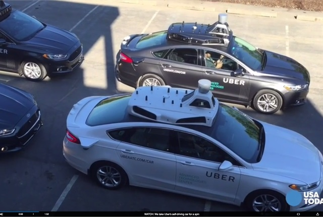 Uber's Self-Driving Experiment Sours in Pittsburgh