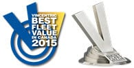 Vincentric Announces Best Fleet Value in Canada