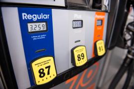 Gasoline Moves Lower to $2.35 Per Gallon