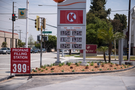 Gasoline Prices Fall to $2.39