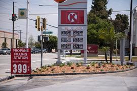 Gasoline Inches Higher to 2017 Peak