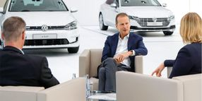 VW CEO: Tesla Among Our Top Competitors
