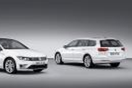 VW Introduces Plug-In Hybrid Passat GTE