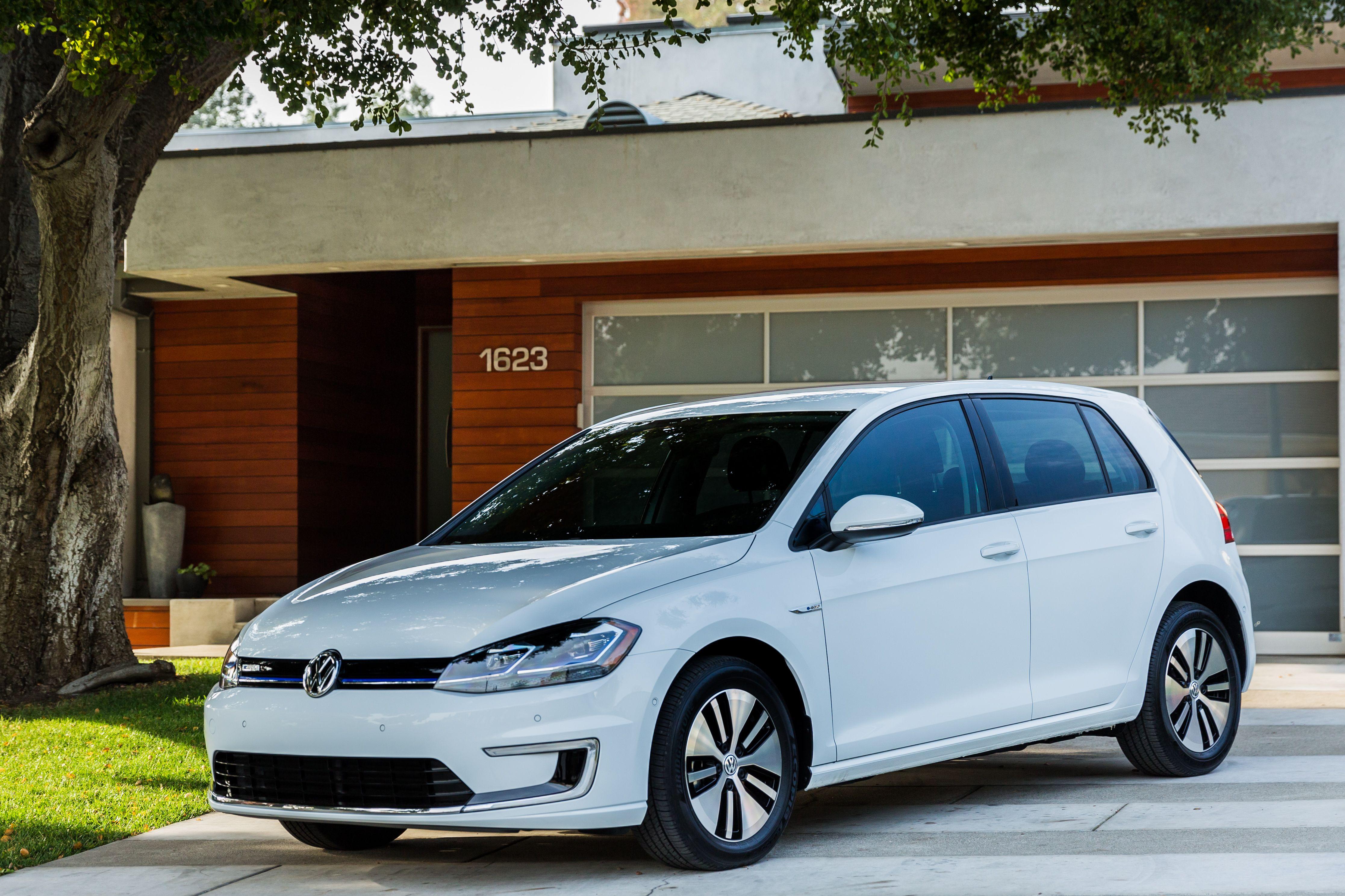 VW's 2017 e-Golf Range Better Than Expected