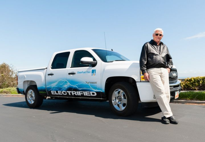 Former GM Exec Named Chairman of Via Motors Board
