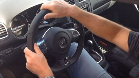 Video Safety Tip: Correct Steering Techniques
