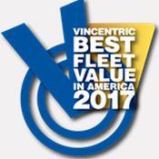 Ford, Nissan Top Vincentric's Fleet Value List