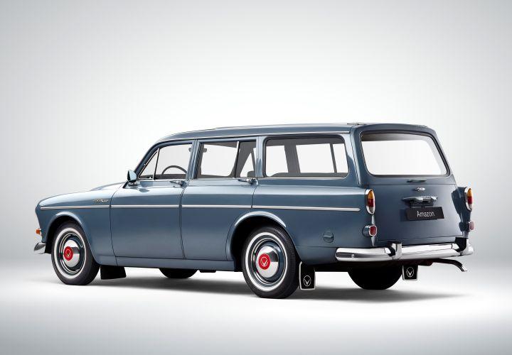 Volvo's 2017 V90 Wagon Replacing V70